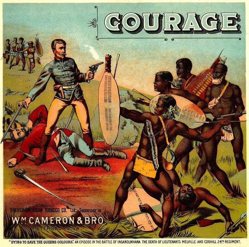 Courage Battle