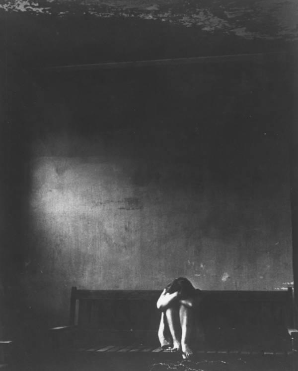 Dark Wall Mental Asylum