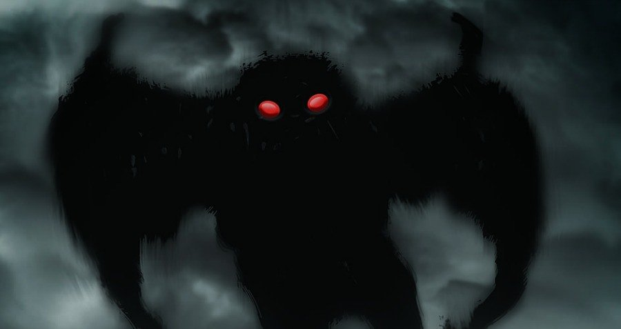 The Story Of The Mothman, The Creature That Terrorized West
