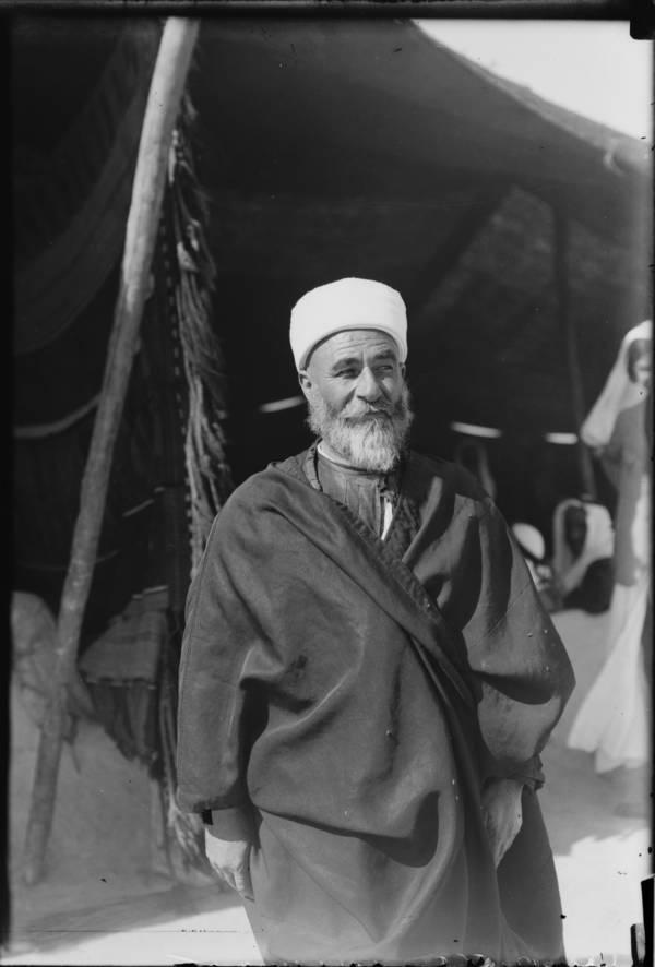 Druze Sheikh