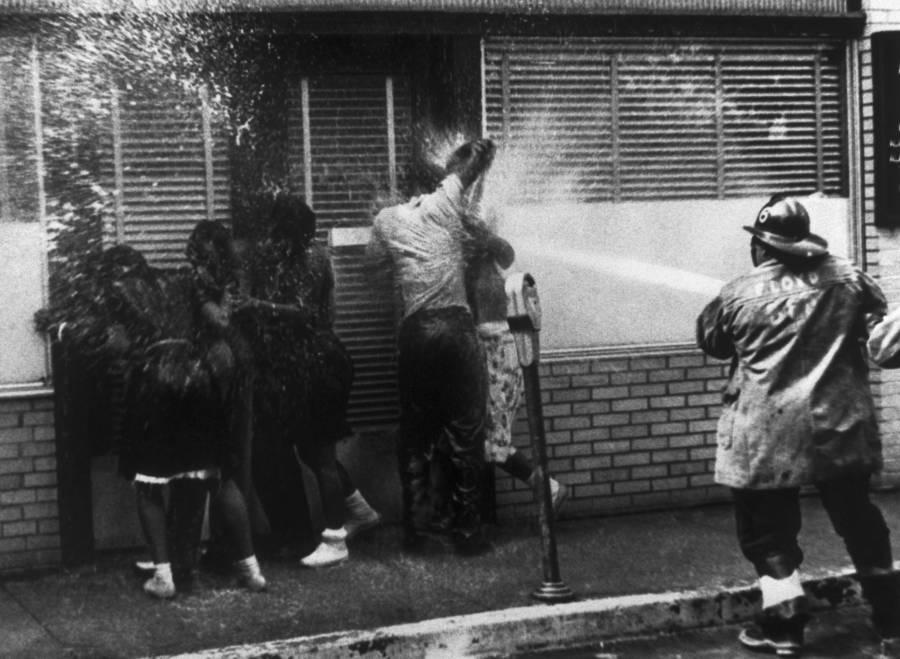 Fire Hose Blast