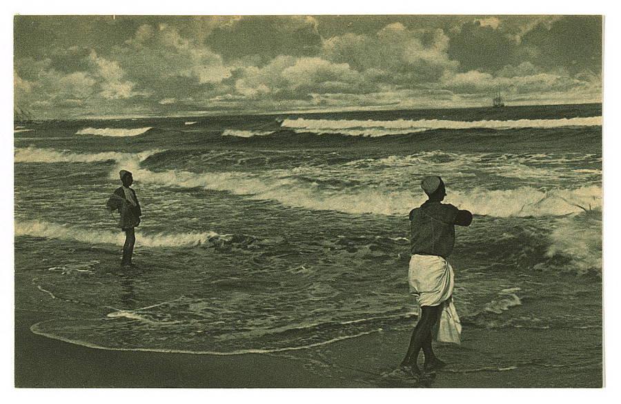 Fisherman At Jaffa