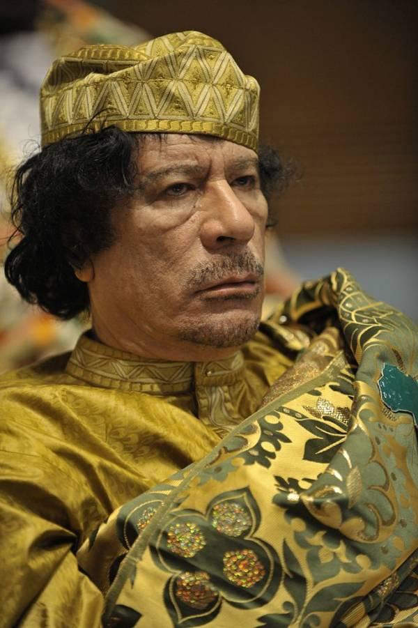 Gaddafi Robes