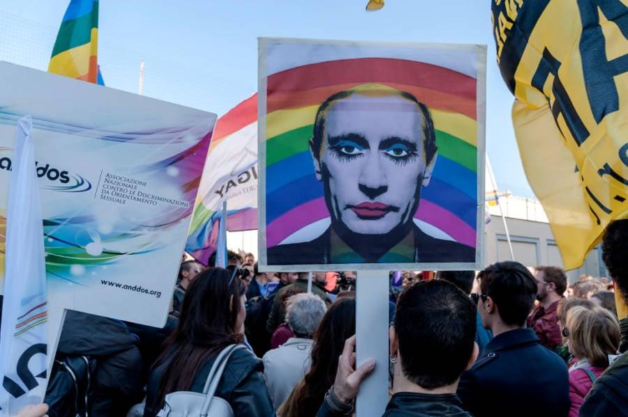 Gay Putin