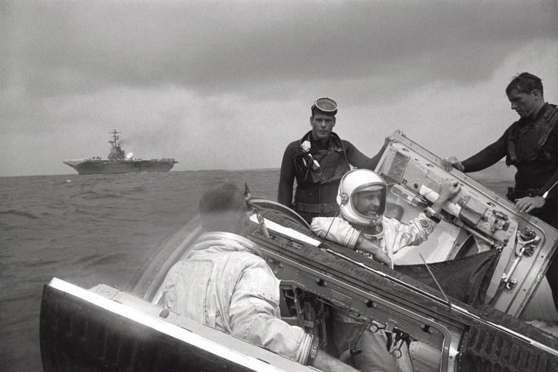Gemini Nine Crew Waves