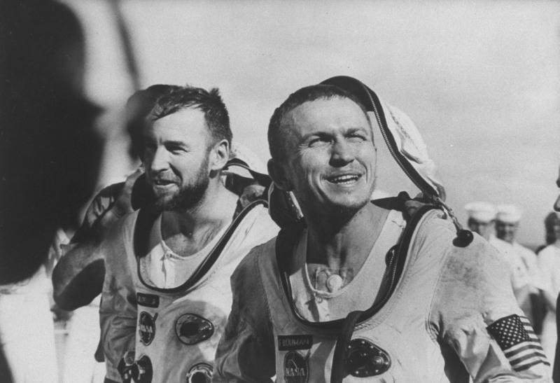 Gemini Seven Astronauts