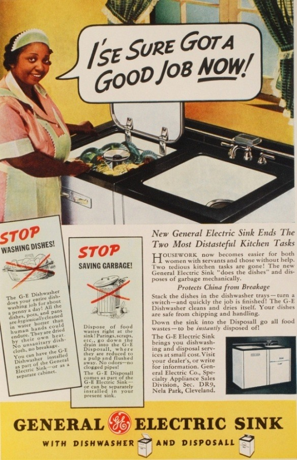 General Electric Sink