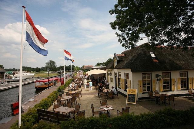 Giethoorn Flags