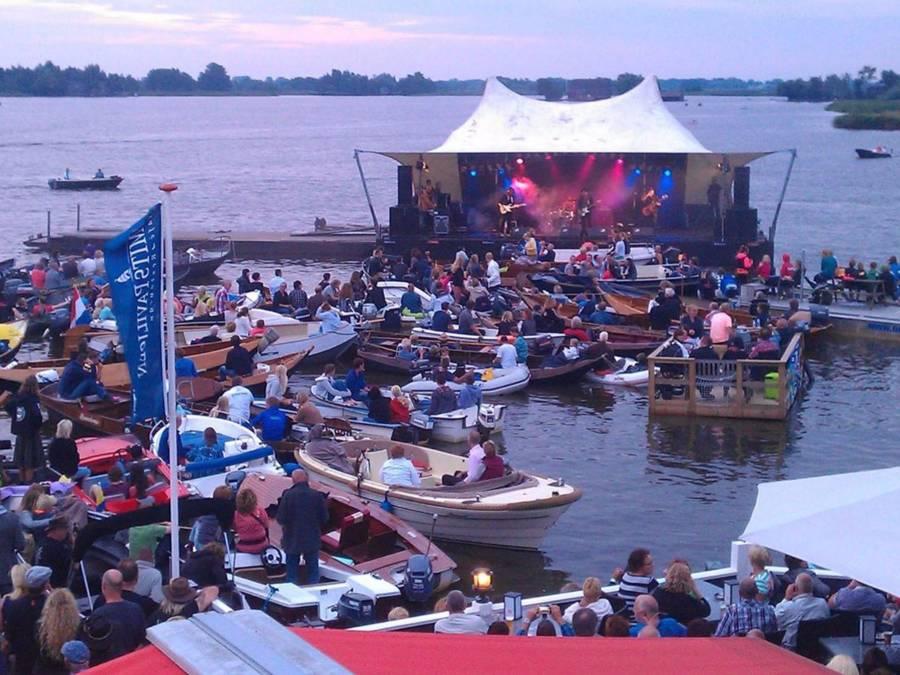Giethoorn Water Concert