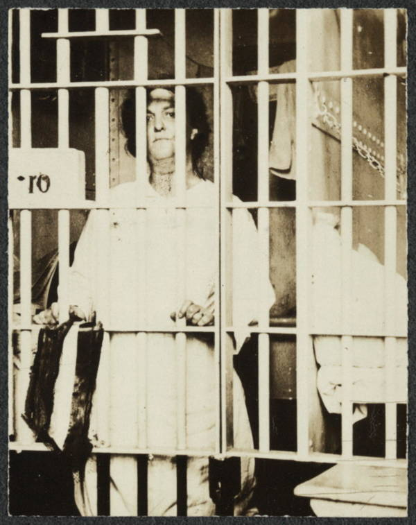Helena Hill Weed In Prison