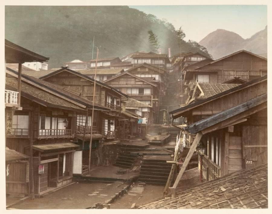 Ikao Street