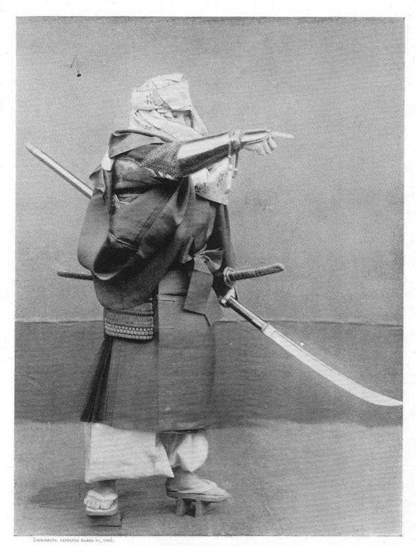 Imperial Japan Fighting Monk
