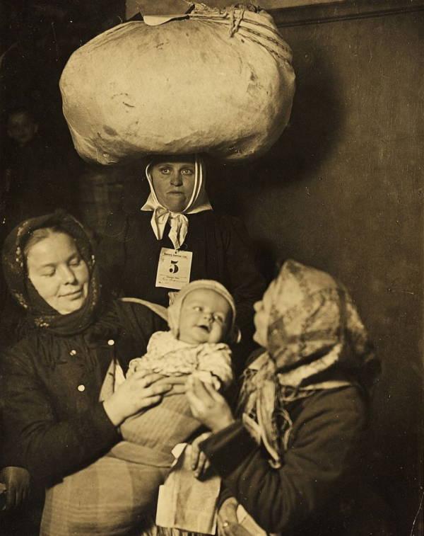 Infant Women