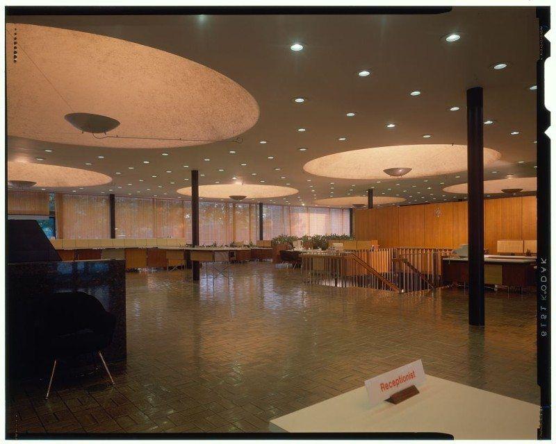 Irwin Union Bank Interior