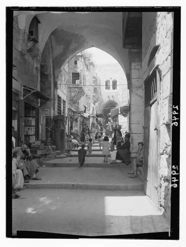 Jerusalem City Streets