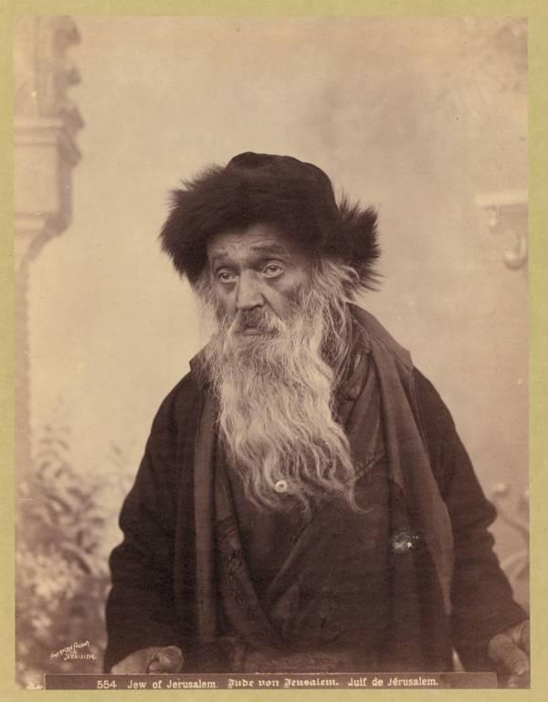 Jerusalem Long Beard