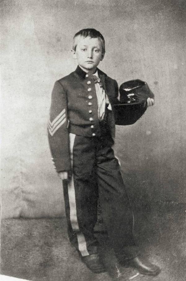 John Clem Youngest Soldier