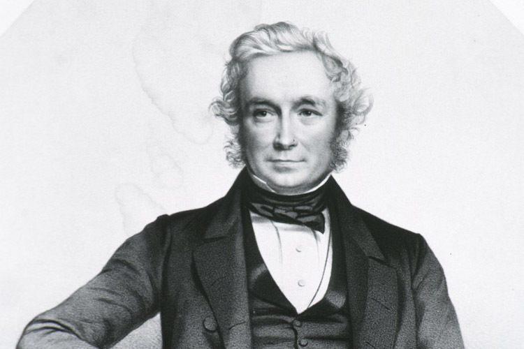 John Stevens Henslow Portrait