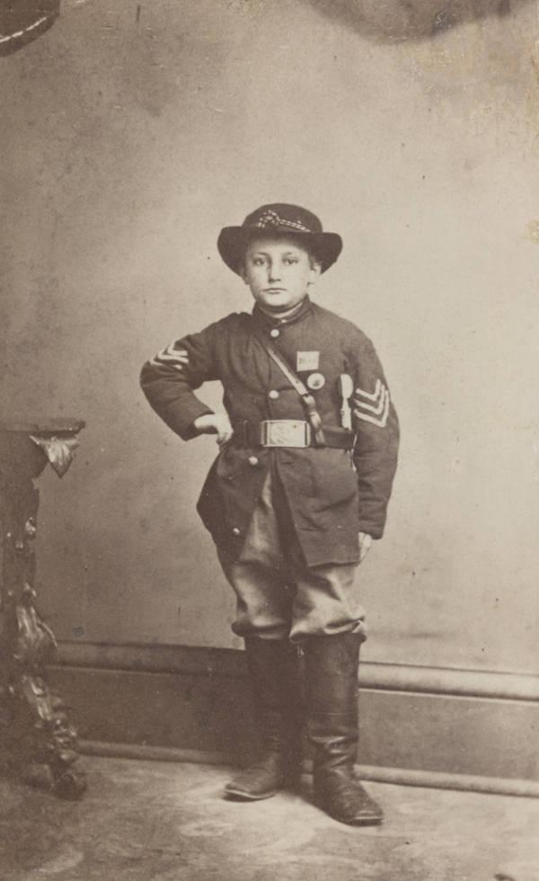 Johnny Clem Child Soldier