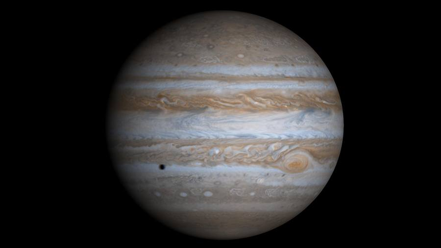 Jupiter Photos From NASA
