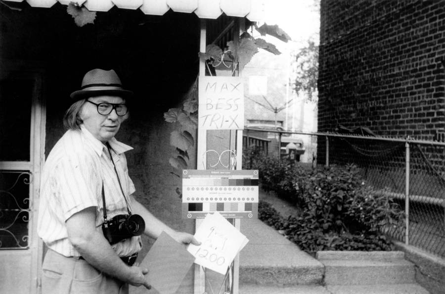 L Ron Hubbard Photographer