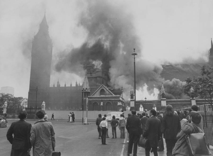 London Burning