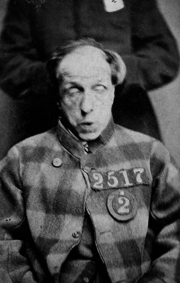 Male Patient Prisoner