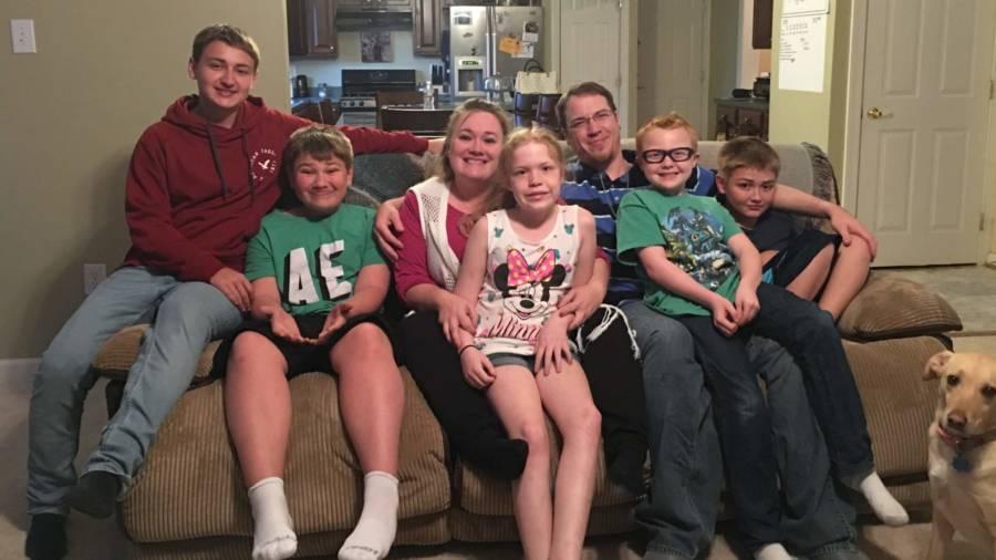 Martin Family Photo
