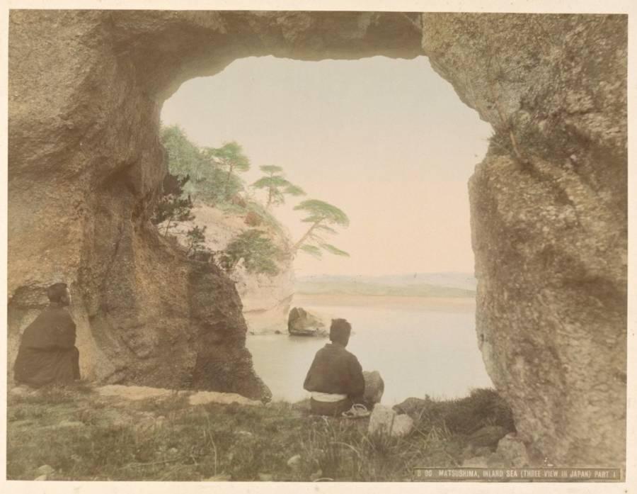 Matsushima Inland Sea