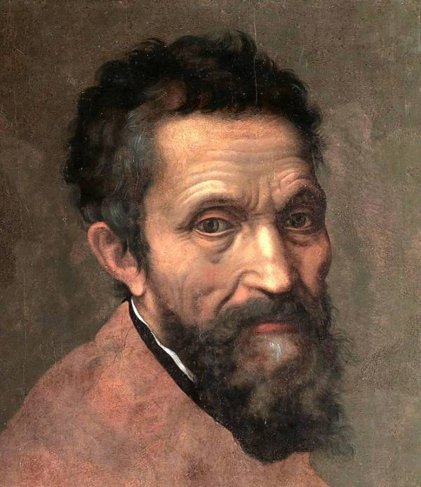 Michelangelo Beard