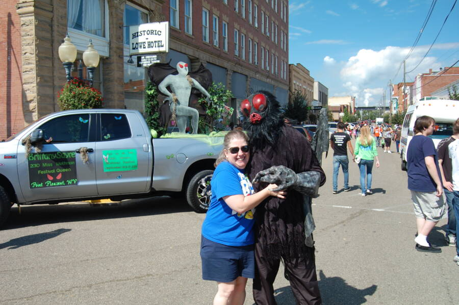Mothman Festival In Point Pleasant