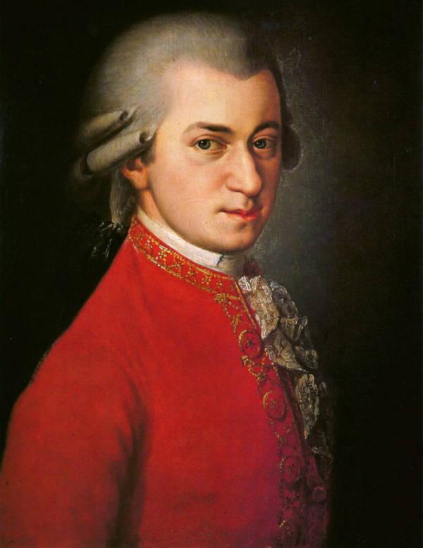 Mozart Red