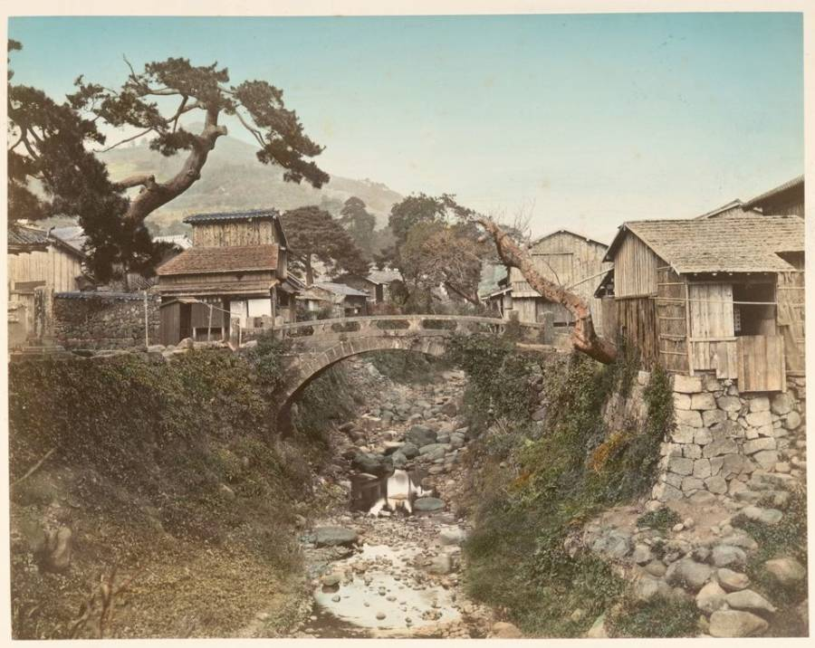 Nakashima At Nagasaki