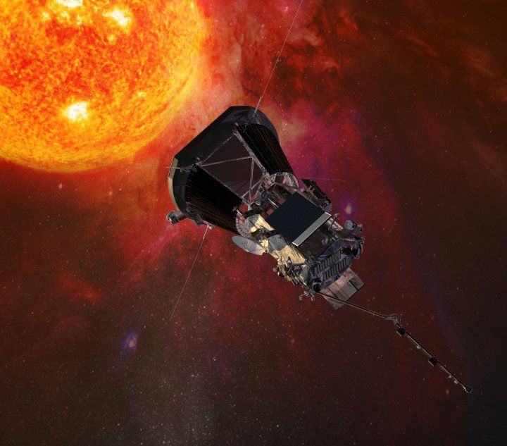 Nasa Mission To The Sun