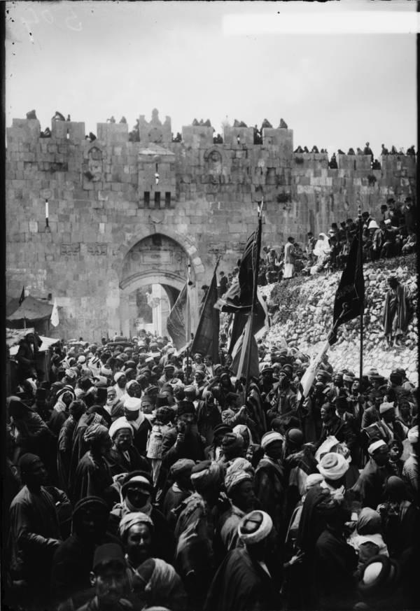 Nebi Musa Procession