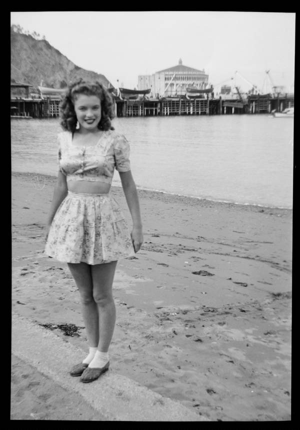 Norma Jeane In Avalon