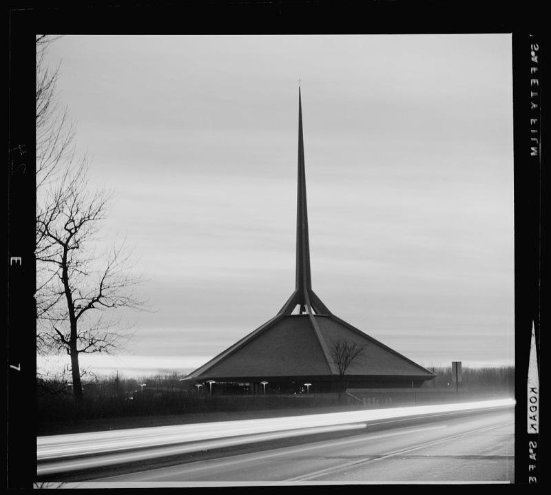 North Christian Church Exterior