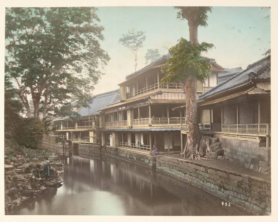 Oji Tea House Tokyo
