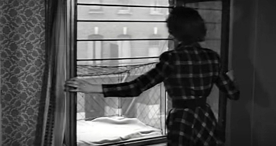 Opening Window Baby Cages 1930s