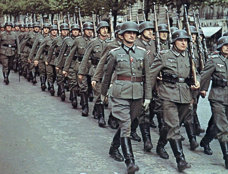 Paris March