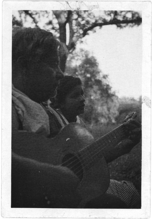 Pedro Zuniga Guitar