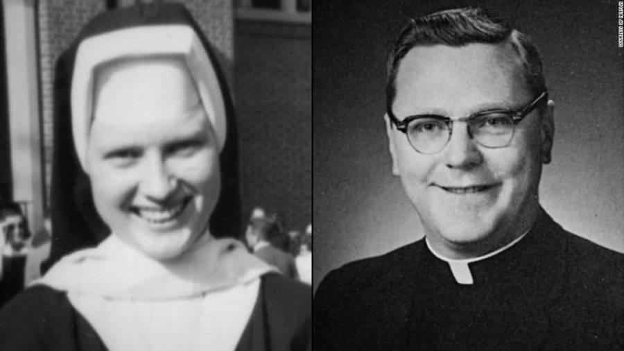 Priest Murders Nun Og