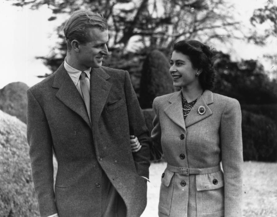 Prince Philip Happy Couple