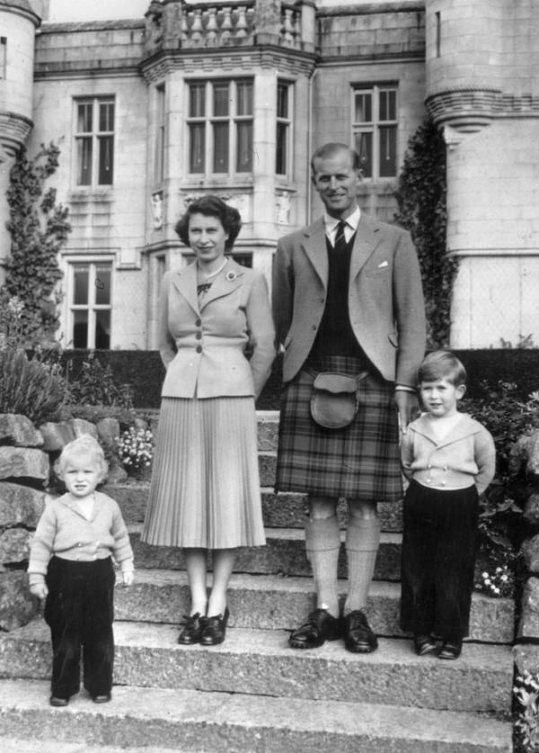 Prince Philip Kilt