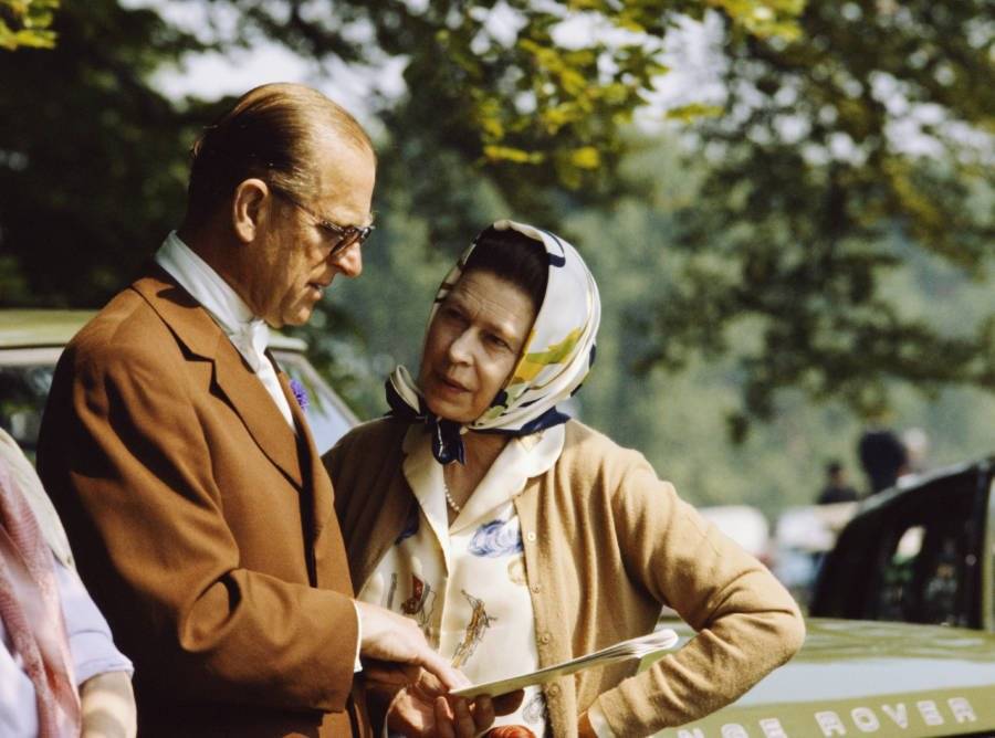 Prince Philip Retires Honeymoon