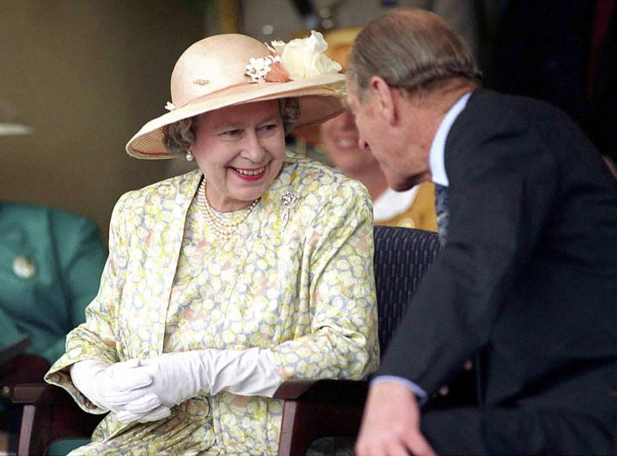 Prince Philip Talking