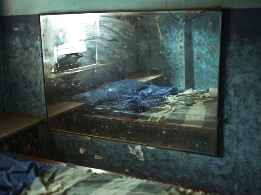 Prostitutes Room Mirror
