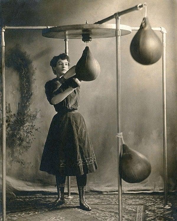 Punching Workout