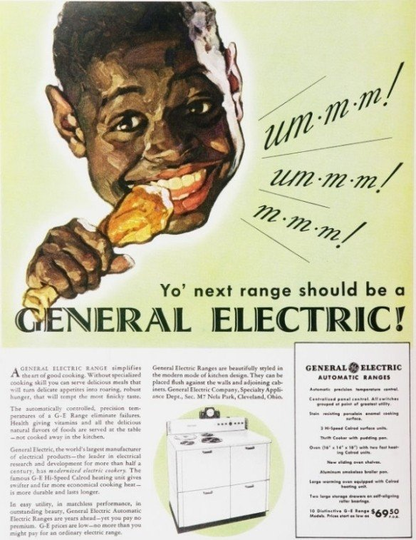 Racist Ads General Electric
