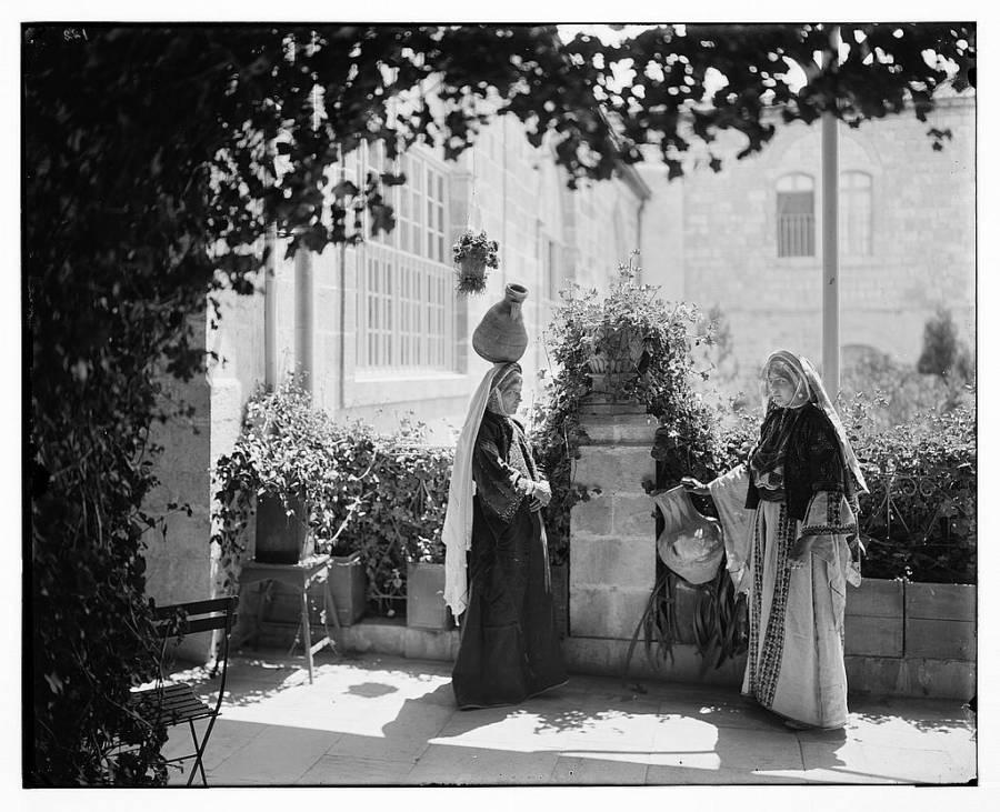 Ramallah Girls Talking
